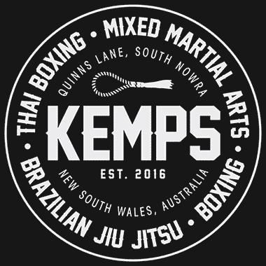 kemps_martial_arts_nowra_logo